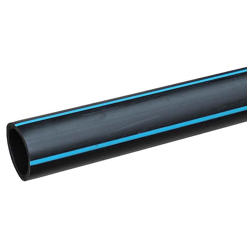 Favorit PE Rohr 32 mm für Trinkwasser 100 m (Rolle) 16 bar DW03