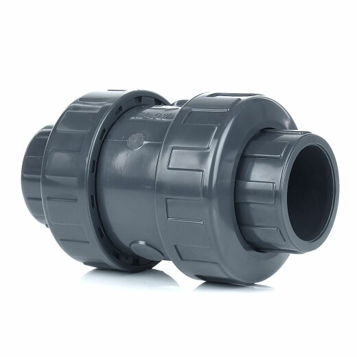 U 90/° Bogen 32 mm PN16 PVC