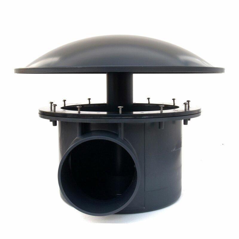 bodenablauf teichablauf 110 mm. Black Bedroom Furniture Sets. Home Design Ideas