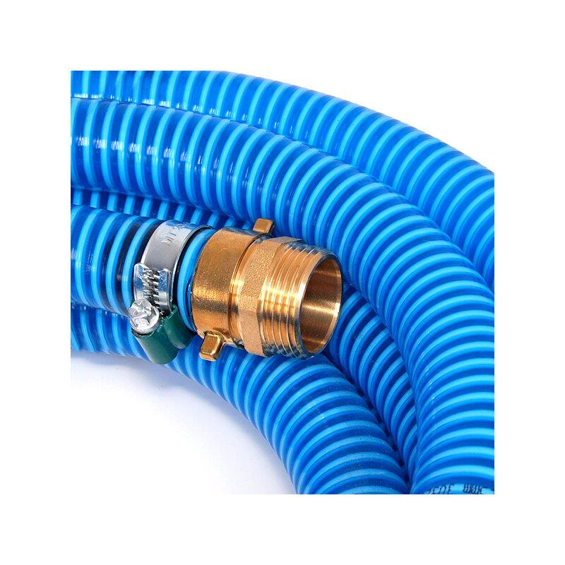 Hervorragend Ansaugschlauch für Gartenpumpen und Hauswasserwerke 1 WU67