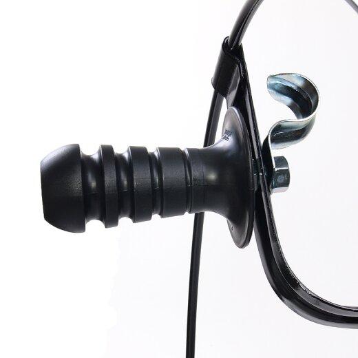 wandschlauchhalter mit wasseranschluss und drehbarer schlauchtrommel. Black Bedroom Furniture Sets. Home Design Ideas