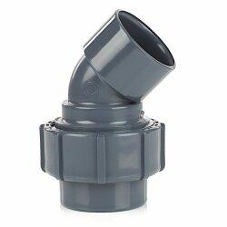 Flexfit Verbinder  Klebestutzen 50 mm Flexschlauch Poolflex Pool und Teich